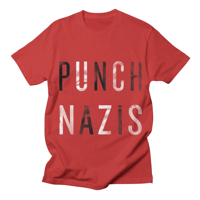 PUNCH... Men's T-Shirt by michaeljhildebrand's Artist Shop