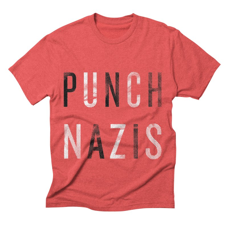 PUNCH... Men's Triblend T-Shirt by michaeljhildebrand's Artist Shop