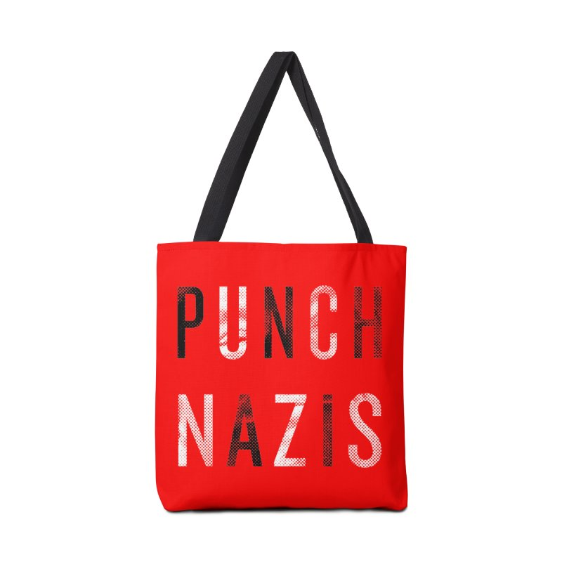 PUNCH... Accessories Bag by michaeljhildebrand's Artist Shop