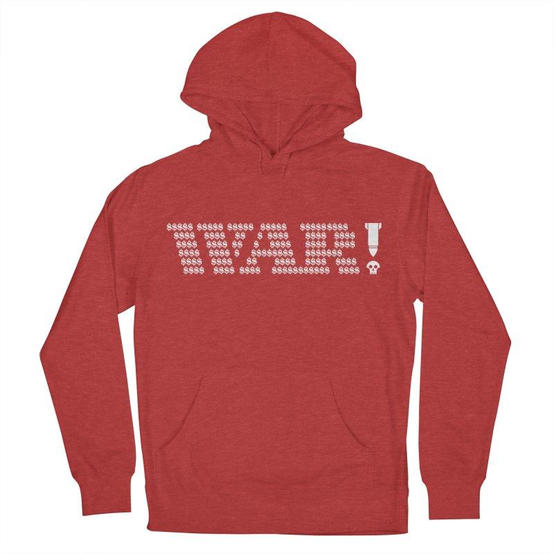 $WAR!$ Men's Pullover Hoody by michaeljhildebrand's Artist Shop
