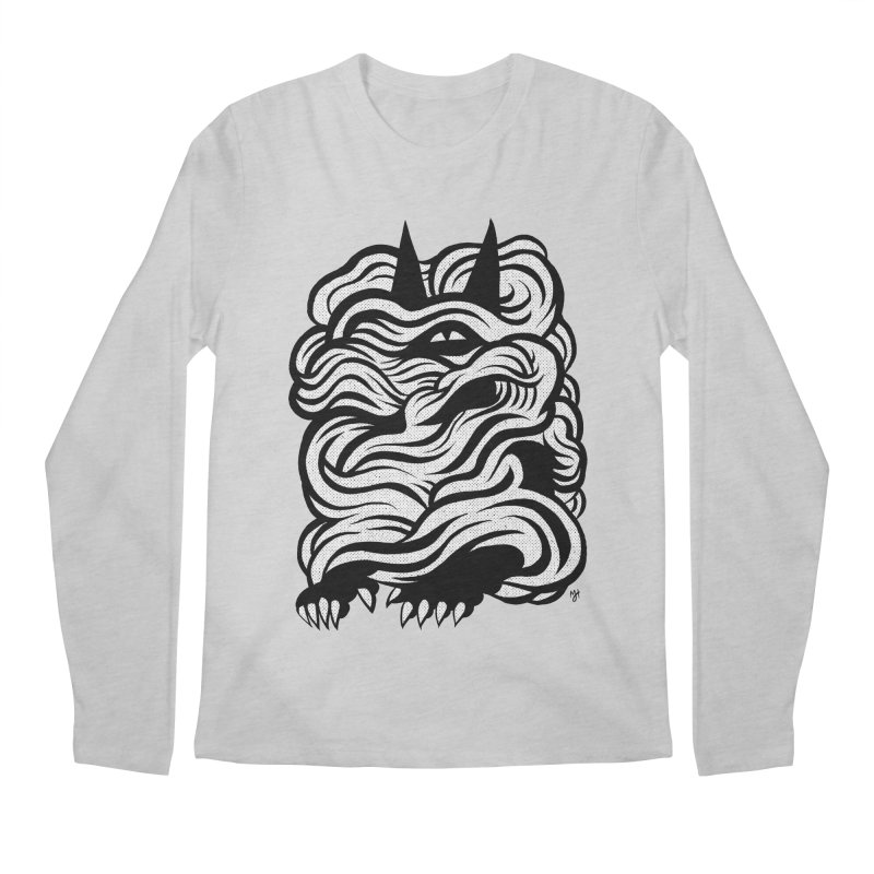 Mysterious Men's Longsleeve T-Shirt by michaeljhildebrand's Artist Shop