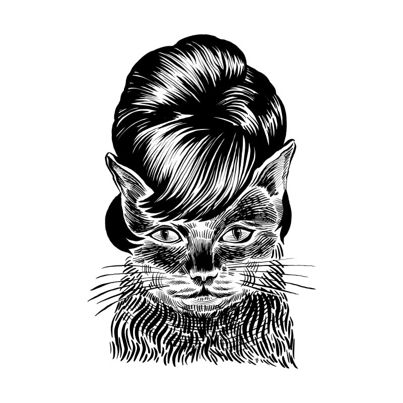Fierce Pussy by michaeljhildebrand's Artist Shop