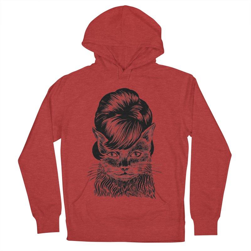 Fierce Pussy Women's Pullover Hoody by michaeljhildebrand's Artist Shop