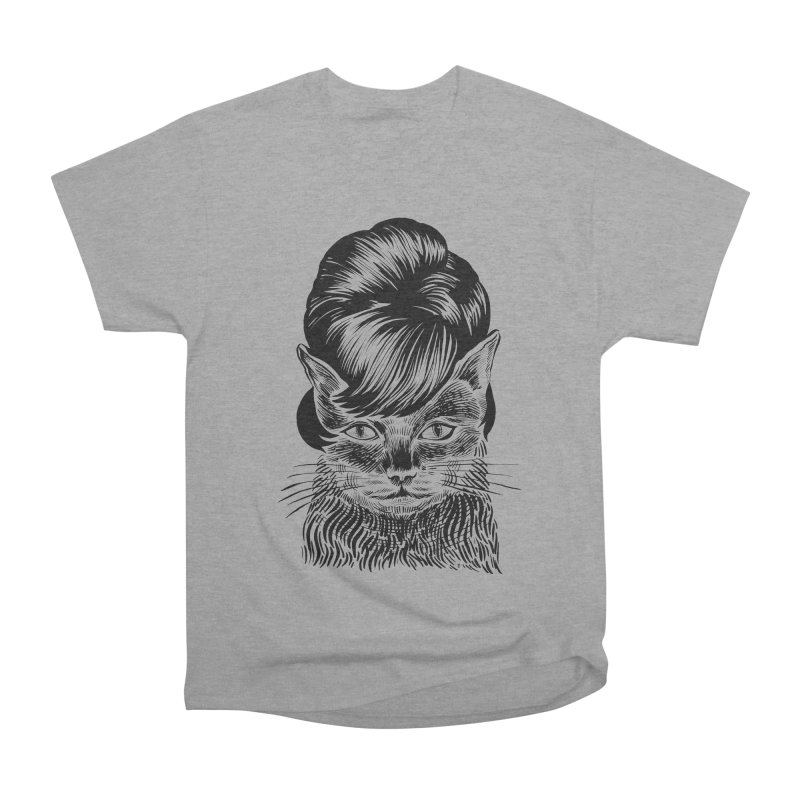 Fierce Pussy Women's Classic Unisex T-Shirt by michaeljhildebrand's Artist Shop