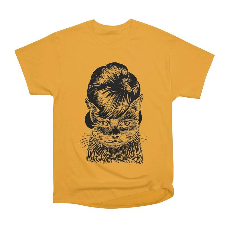 Fierce Pussy Men's Classic T-Shirt by michaeljhildebrand's Artist Shop