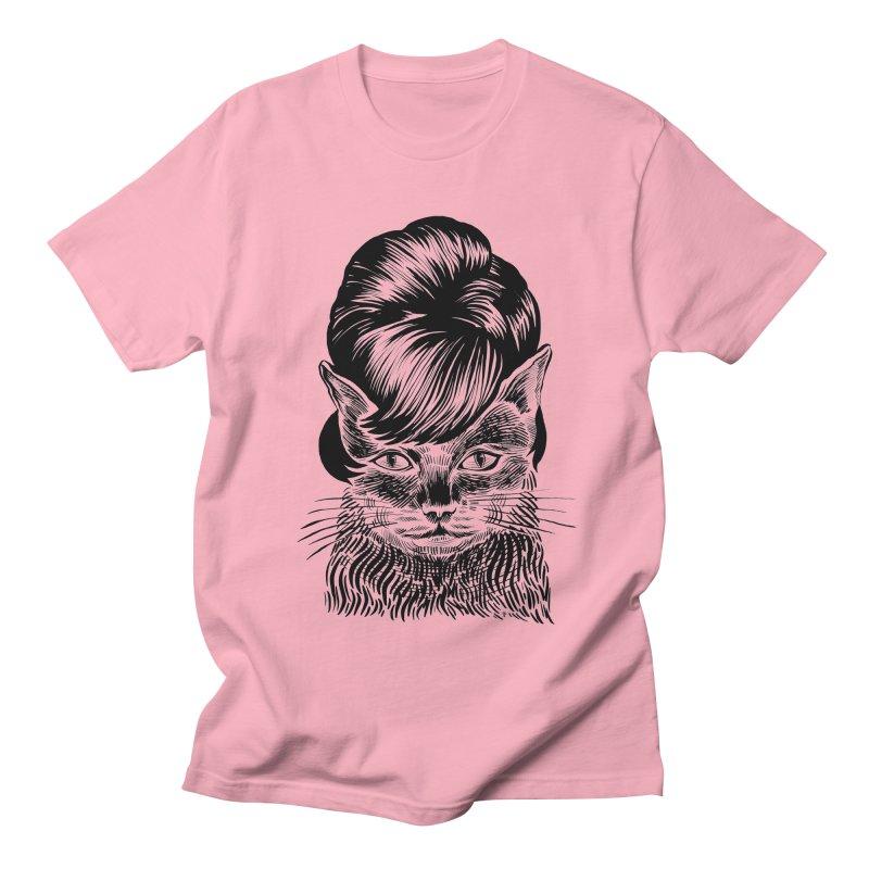 Fierce Pussy Women's Unisex T-Shirt by michaeljhildebrand's Artist Shop