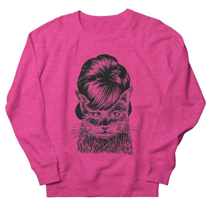 Fierce Pussy Women's Sweatshirt by michaeljhildebrand's Artist Shop