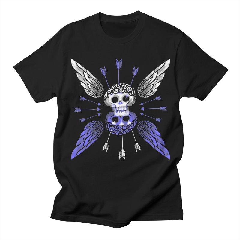 Unvalentine's (Cupid Bones) Women's Unisex T-Shirt by michaeljhildebrand's Artist Shop