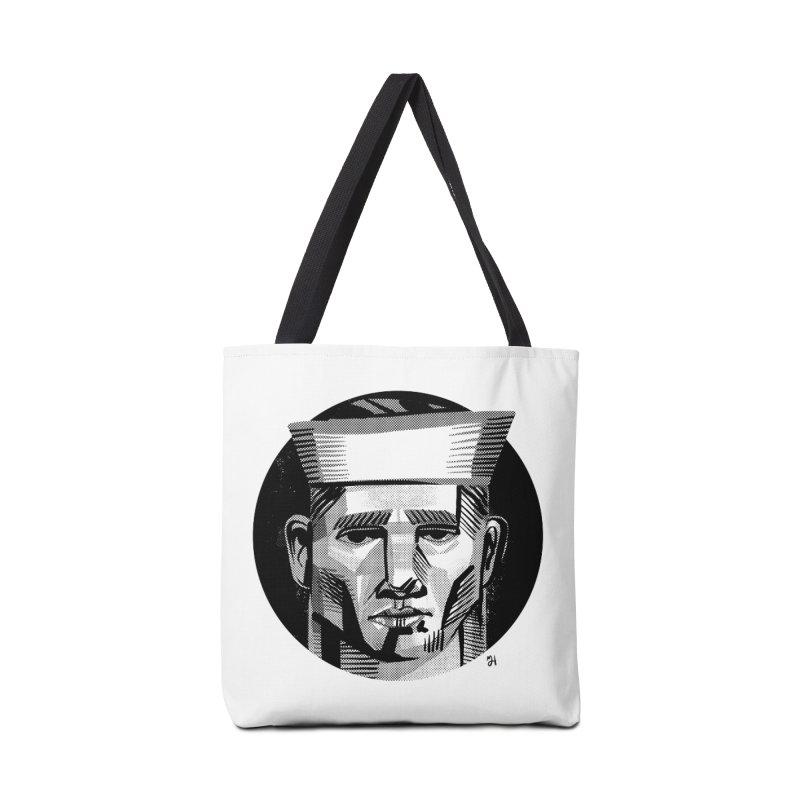 Sailor in the Wild (night version) Accessories Bag by michaeljhildebrand's Artist Shop