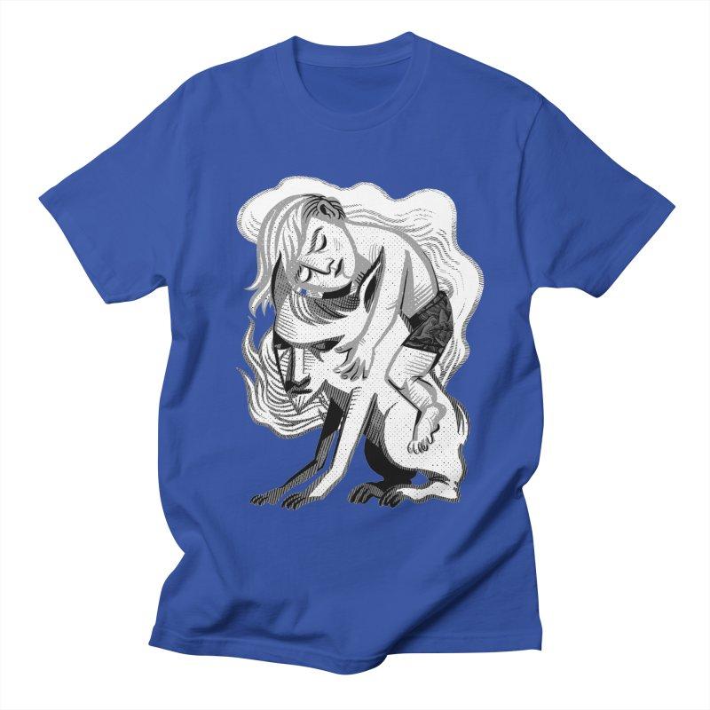 Hug Men's T-Shirt by michaeljhildebrand's Artist Shop
