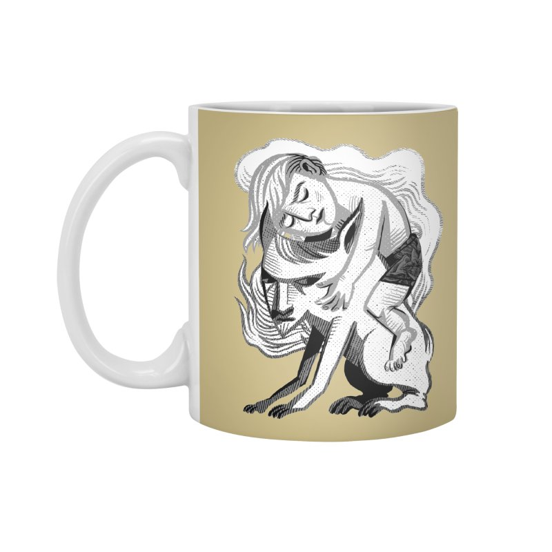 Hug Accessories Standard Mug by Michael J Hildebrand's Artist Shop
