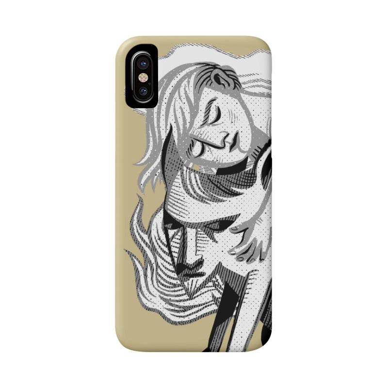 Hug Accessories Phone Case by Michael J Hildebrand's Artist Shop