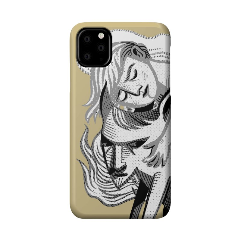 Hug Accessories Phone Case by Michael J Hildebrand's Artist Shop