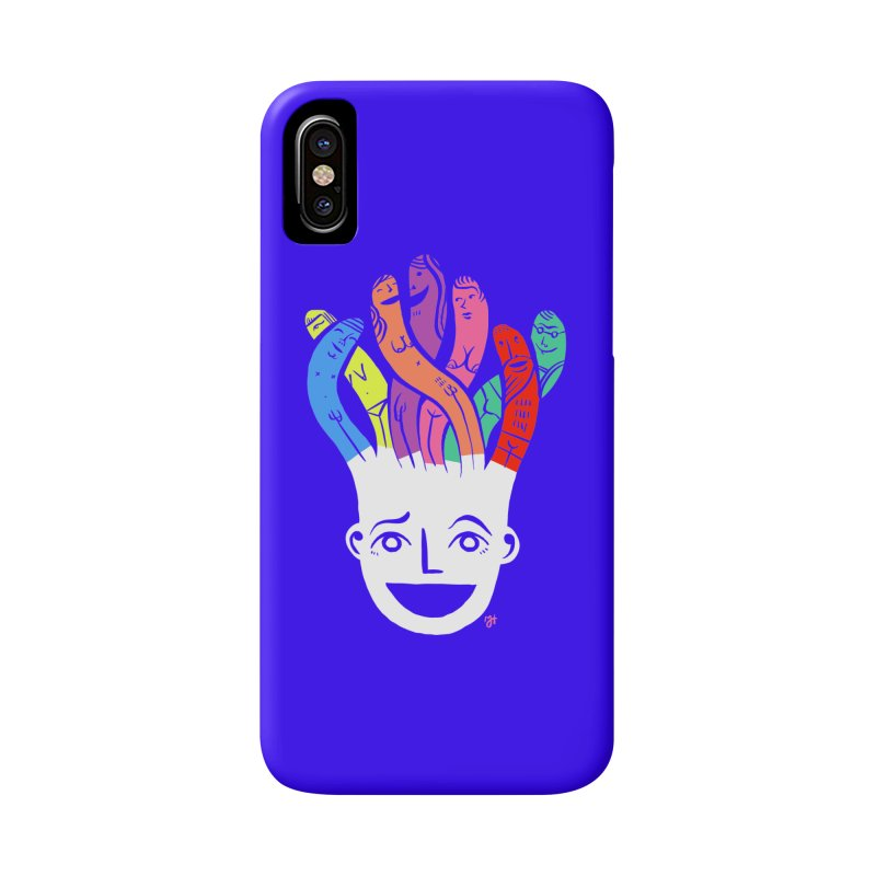 "DrawingPride No.1 ""Community"" Accessories Phone Case by michaeljhildebrand's Artist Shop"
