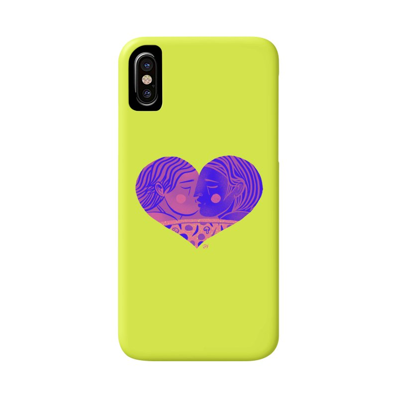 DrawingPride No.7: Love Accessories Phone Case by michaeljhildebrand's Artist Shop