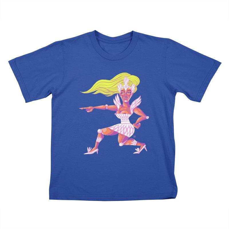 Drawing Pride No.9: Drag Kids T-Shirt by Michael J Hildebrand's Artist Shop