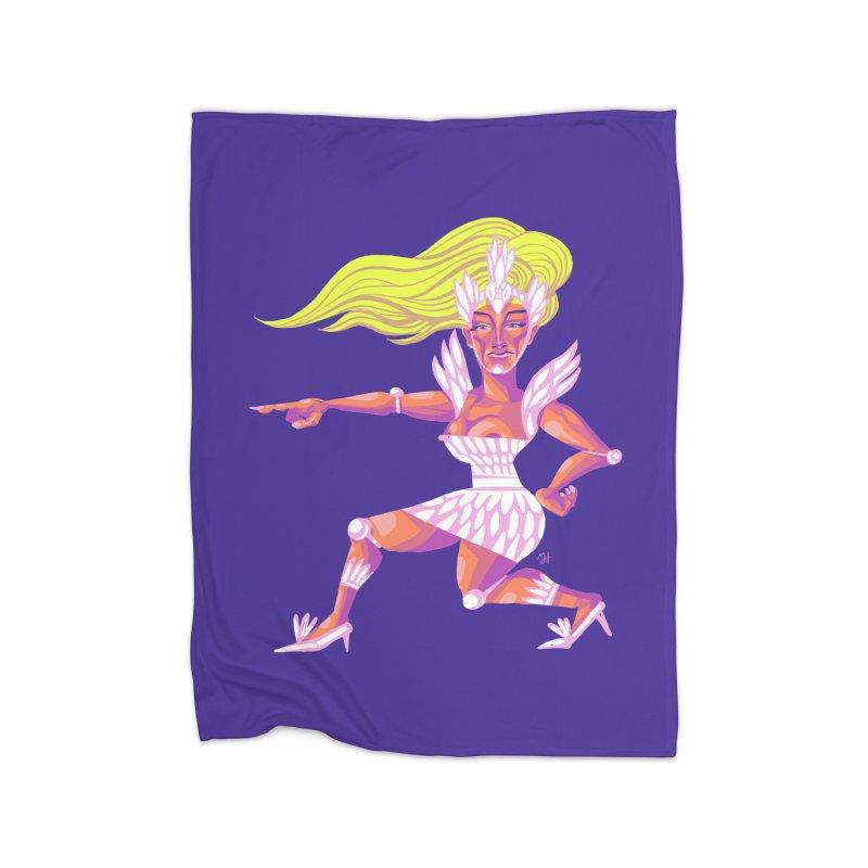 Drawing Pride No.9: Drag Home Blanket by michaeljhildebrand's Artist Shop