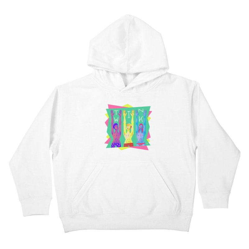 DrawingPride No.11: Twink Kids Pullover Hoody by Michael J Hildebrand's Artist Shop