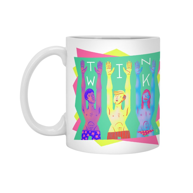 DrawingPride No.11: Twink Accessories Mug by Michael J Hildebrand's Artist Shop