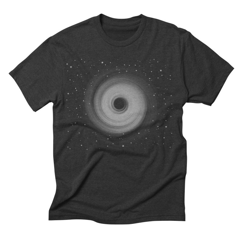 Cosmic Eye Men's Triblend T-shirt by Michael Mohlman