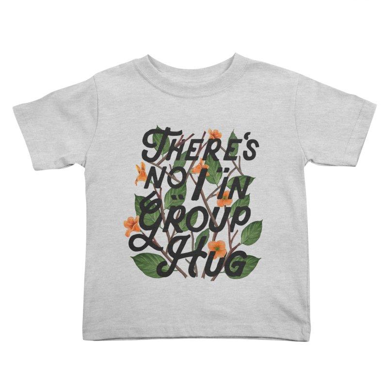 Group Hug Kids Toddler T-Shirt by Michael Mohlman