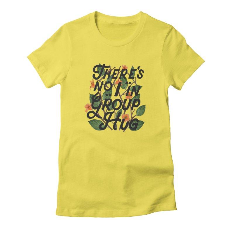 Group Hug Women's T-Shirt by Michael Mohlman