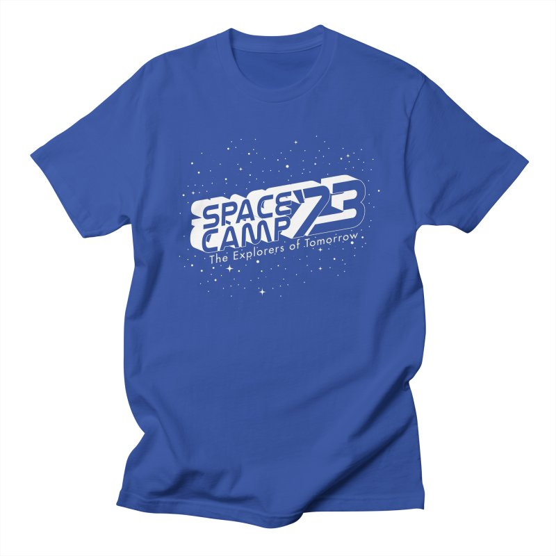 Space Camp '73 Men's Regular T-Shirt by Michael Mohlman