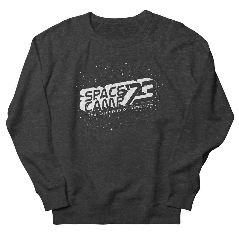 Space Camp '73 Men's Sweatshirt by Michael Mohlman