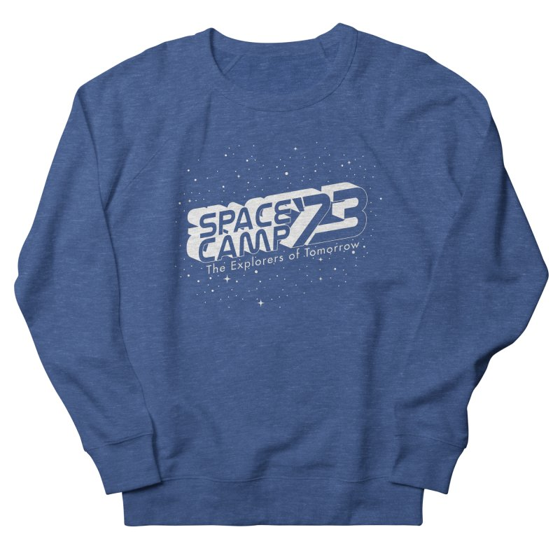 Space Camp '73 Men's French Terry Sweatshirt by Michael Mohlman