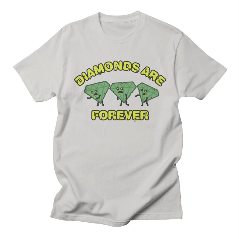 Diamonds Are Forever Men's T-Shirt by Michael Mohlman