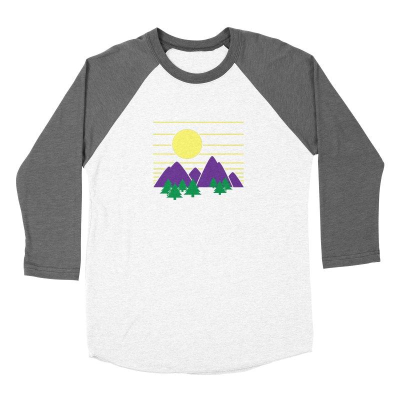 Sunset One Women's Longsleeve T-Shirt by Michael Mohlman