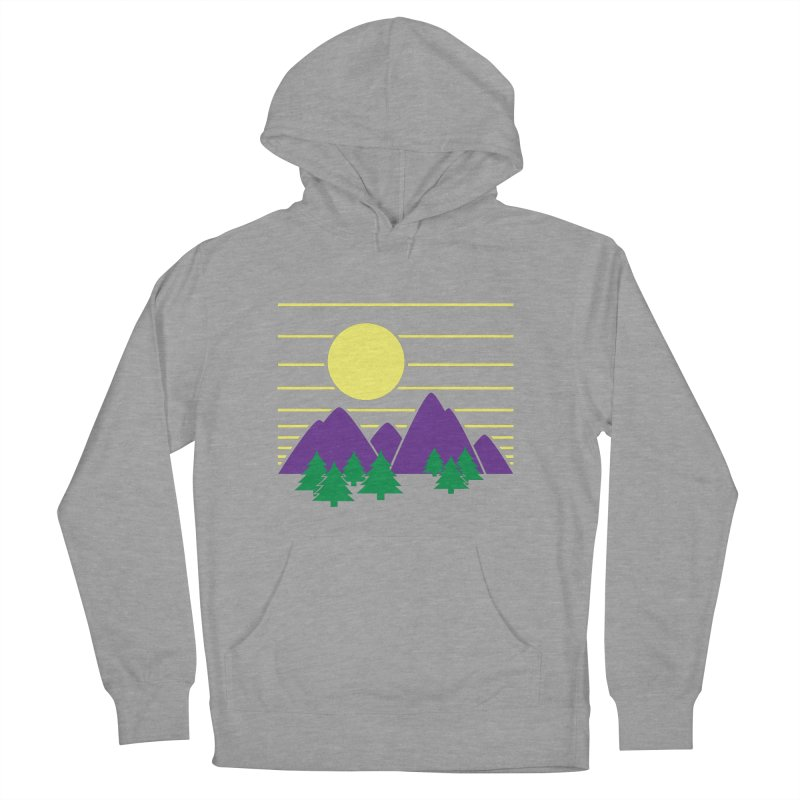 Sunset One Women's Pullover Hoody by Michael Mohlman