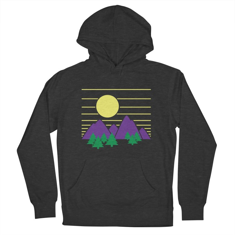 Sunset One Men's Pullover Hoody by Michael Mohlman