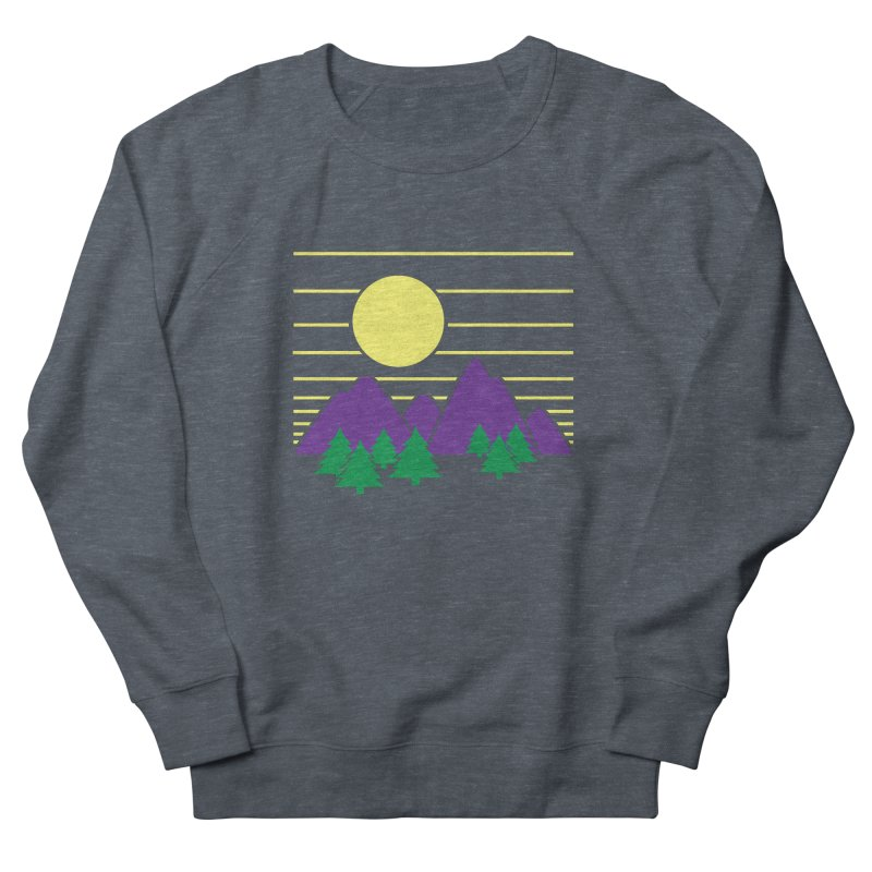 Sunset One Women's Sweatshirt by Michael Mohlman