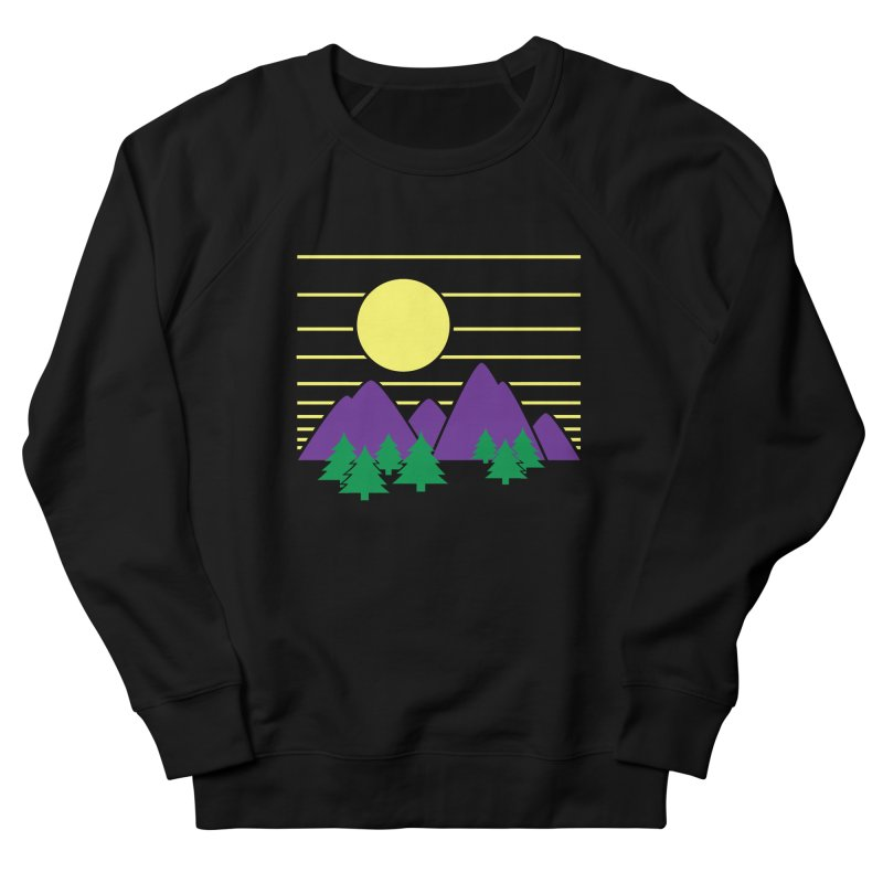 Sunset One Women's Sweatshirt by Michael Mohlman