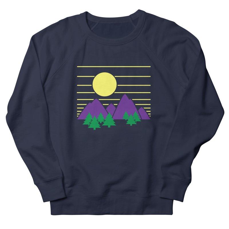 Sunset One Men's Sweatshirt by Michael Mohlman