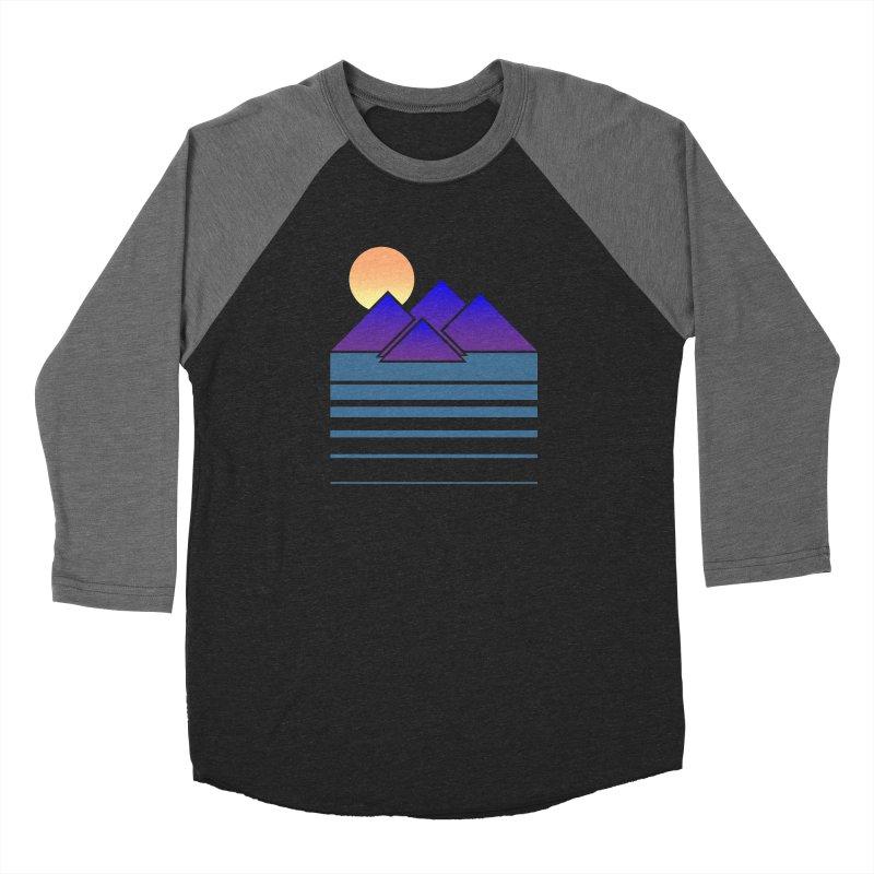 Sunset Two Women's Longsleeve T-Shirt by Michael Mohlman