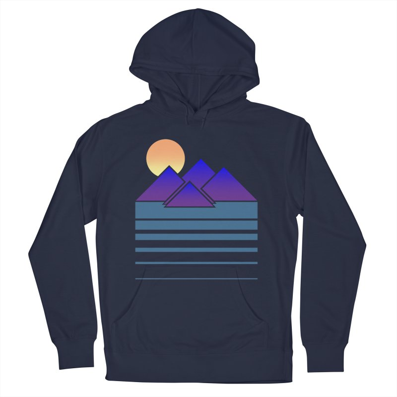 Sunset Two Women's Pullover Hoody by Michael Mohlman