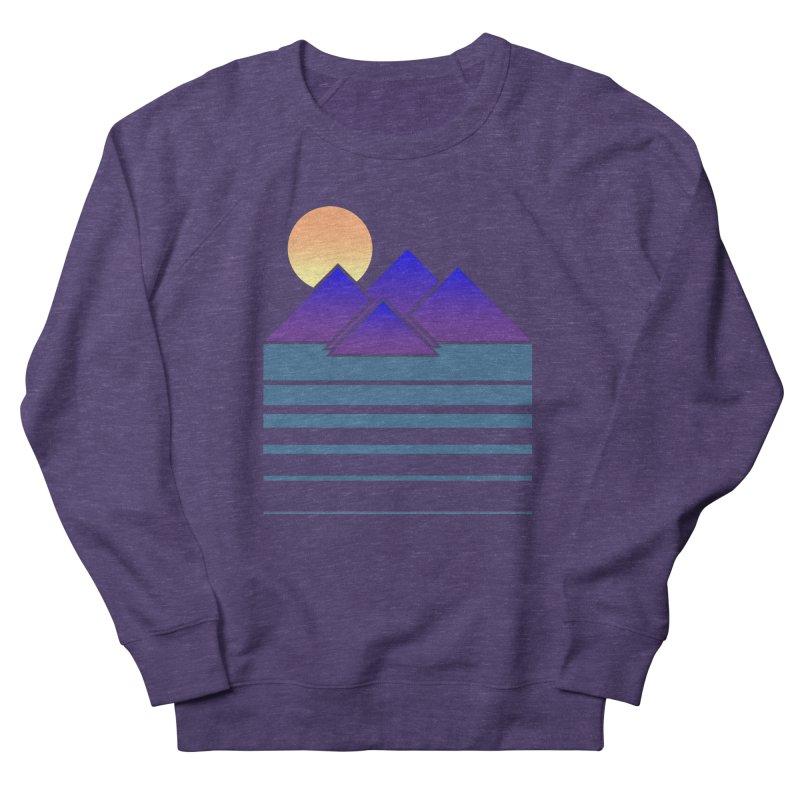 Sunset Two Men's Sweatshirt by Michael Mohlman