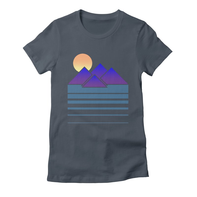 Sunset Two Women's T-Shirt by Michael Mohlman