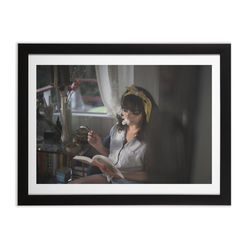 My Time Home Framed Fine Art Print by michaeloforegon's Artist Shop