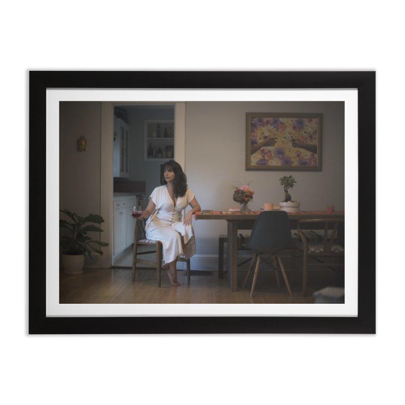 My Home Home Framed Fine Art Print by michaeloforegon's Artist Shop