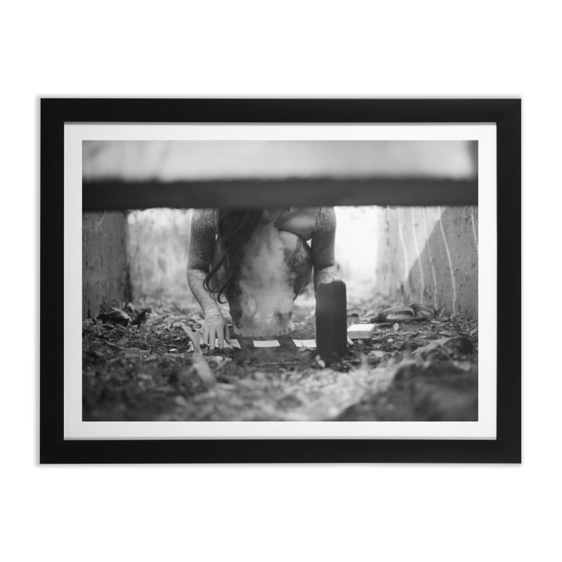 Breathe Life Home Framed Fine Art Print by michaeloforegon's Artist Shop