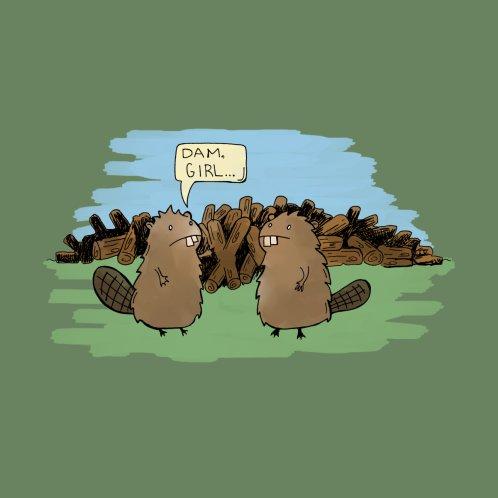 Design for Dam Girl! Beavers