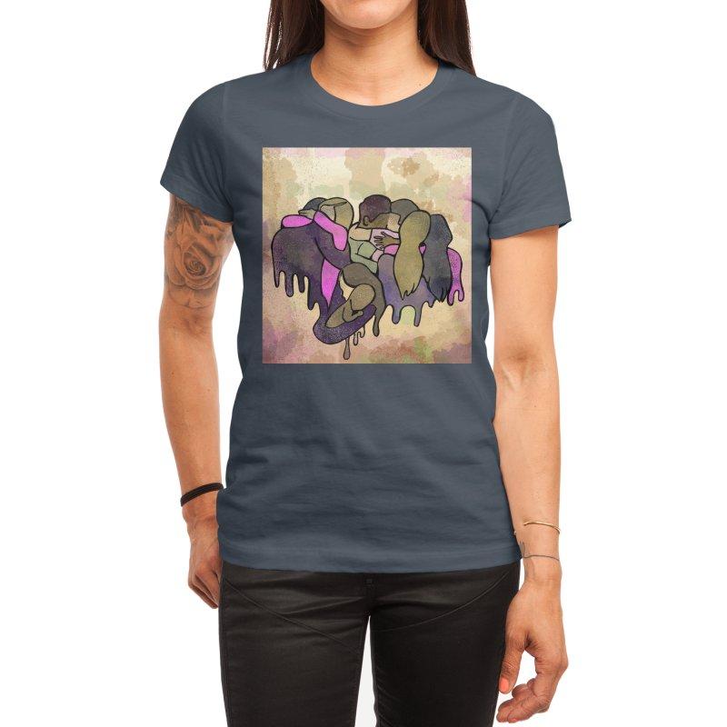 Life is short, love is love. Women's T-Shirt by michaelolsonart's Artist Shop