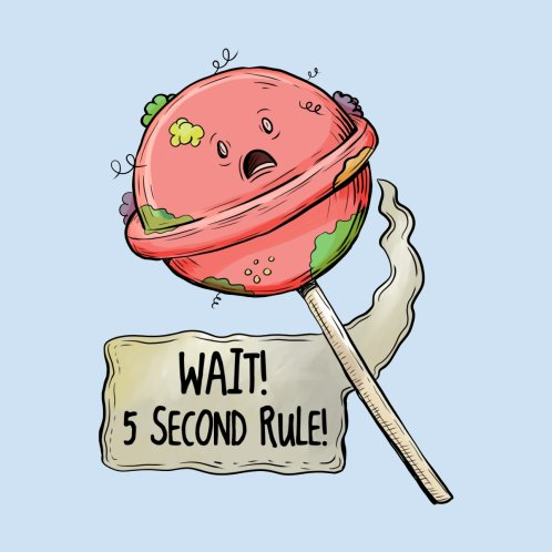 Design for 5 Second Rule!