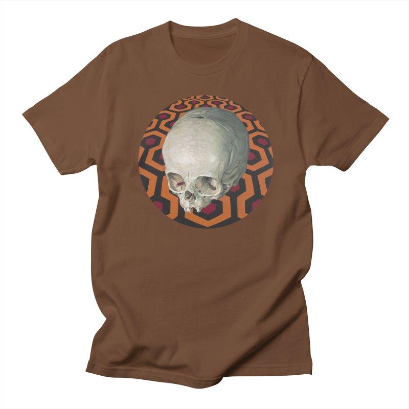 Redrum Men's T-Shirt by michaelreedy's Artist Shop