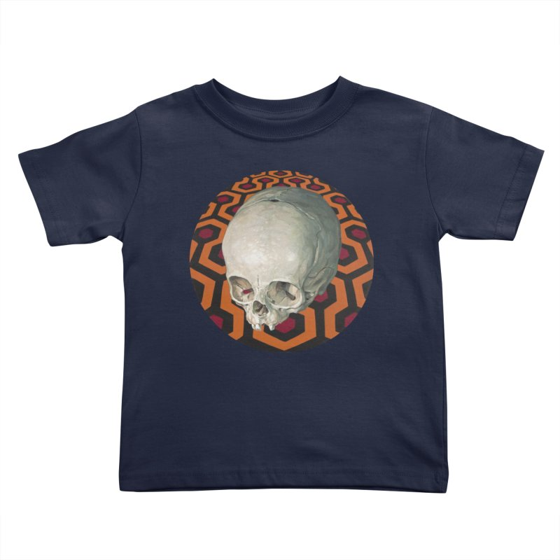 Redrum Kids Toddler T-Shirt by michaelreedy's Artist Shop