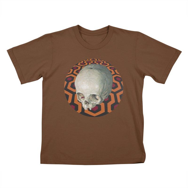 Redrum Kids T-Shirt by michaelreedy's Artist Shop