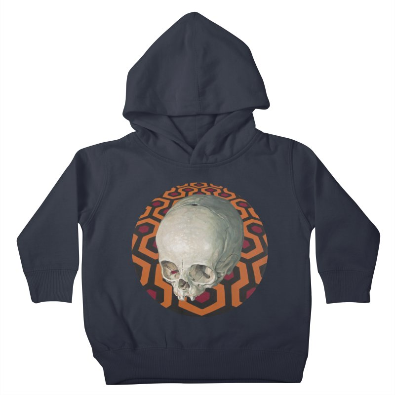 Redrum Kids Toddler Pullover Hoody by michaelreedy's Artist Shop